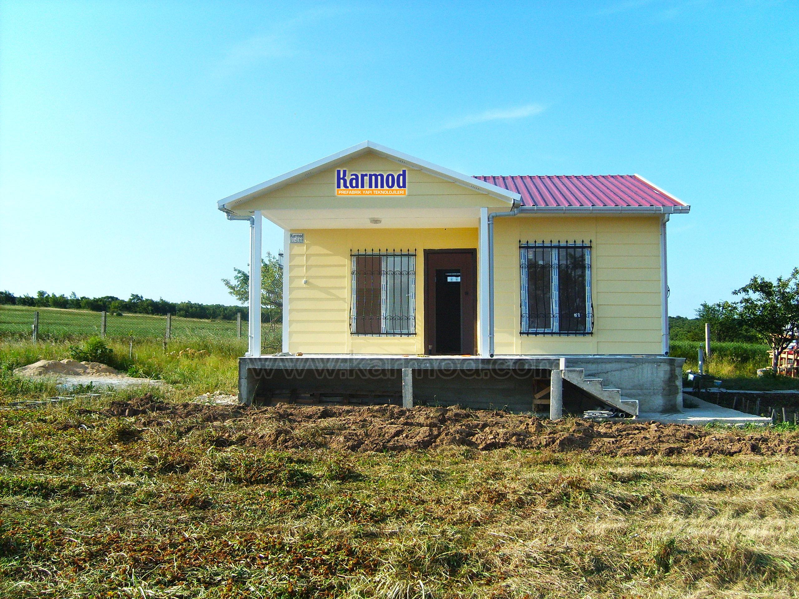 prefabricated homes in zimbabwe