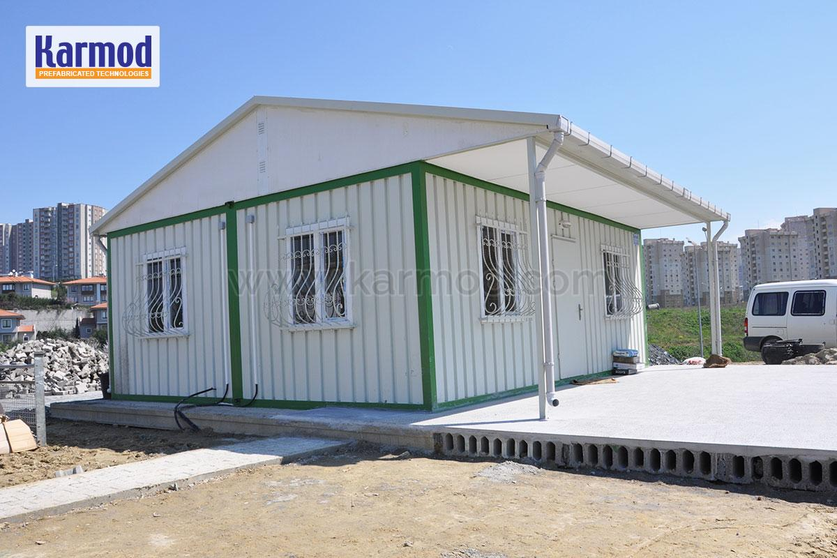 Container homes tanzania