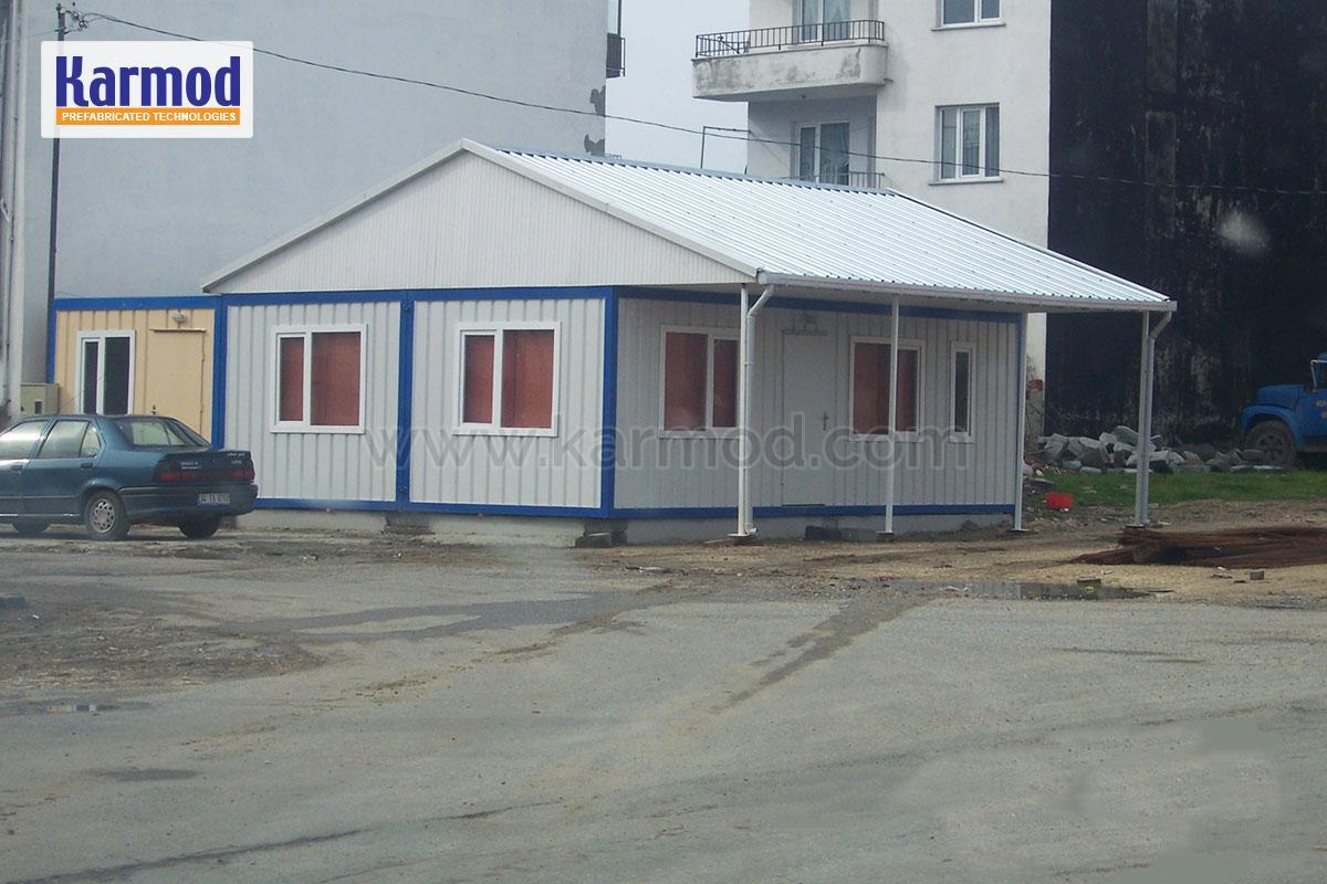 prefab houses tanzania