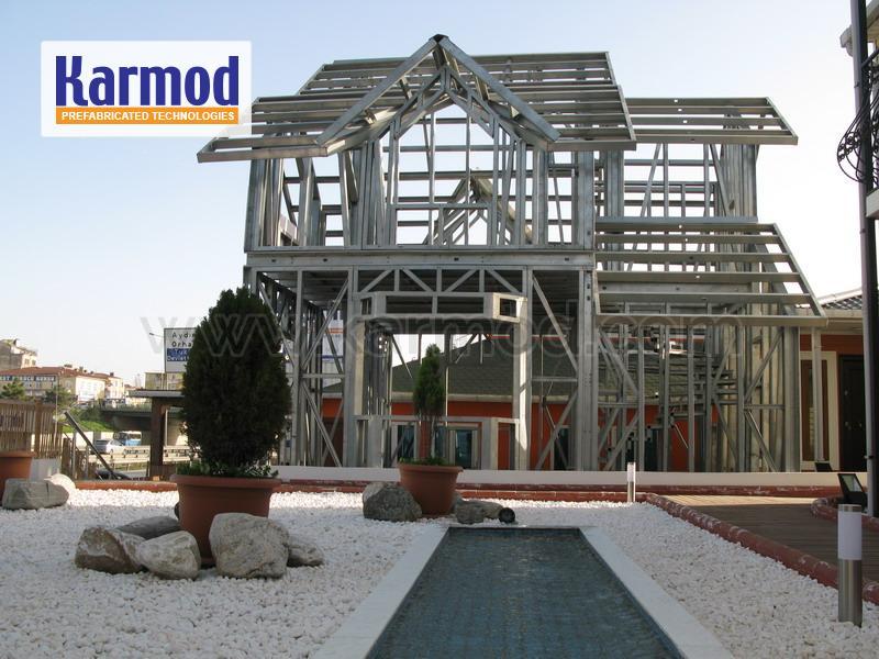 prefabricated houses ghana