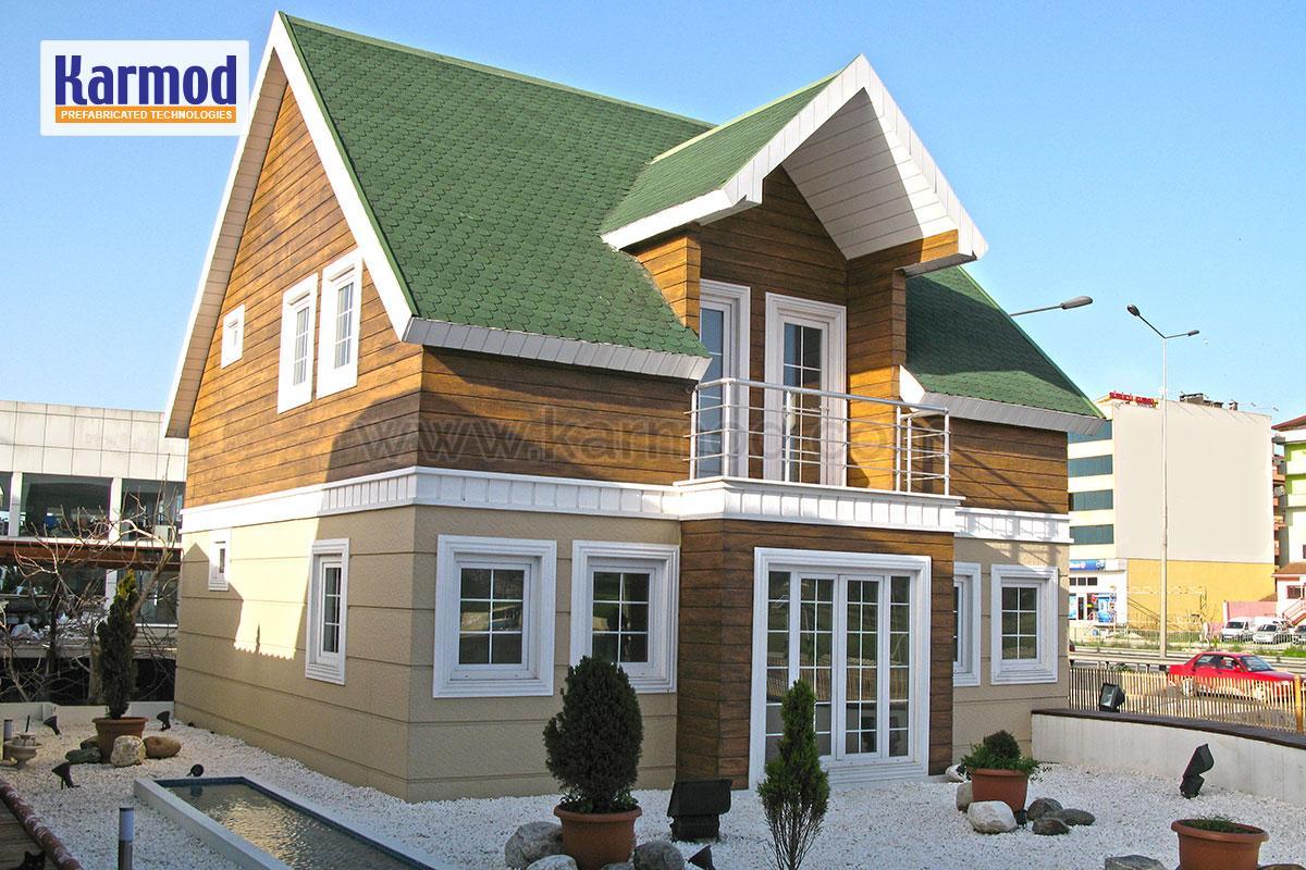 prefabricated houses in ghana