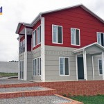 africa prefabricated house