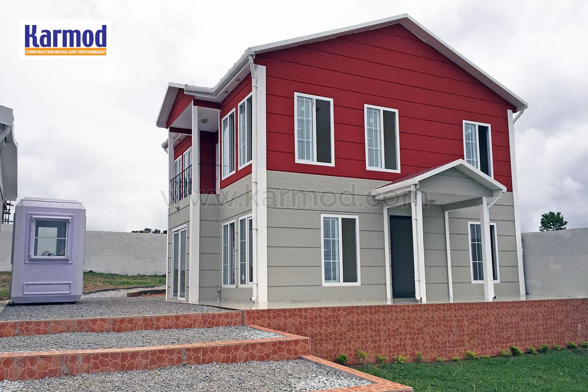 africa prefabricated house