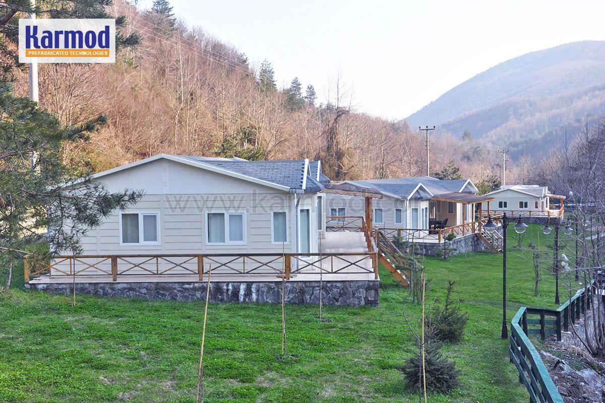 low cost modular housing