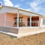 steel prefab homes ghana