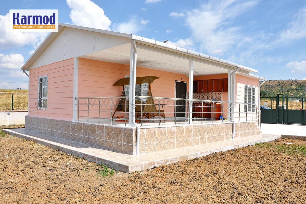 steel prefab homes ghana