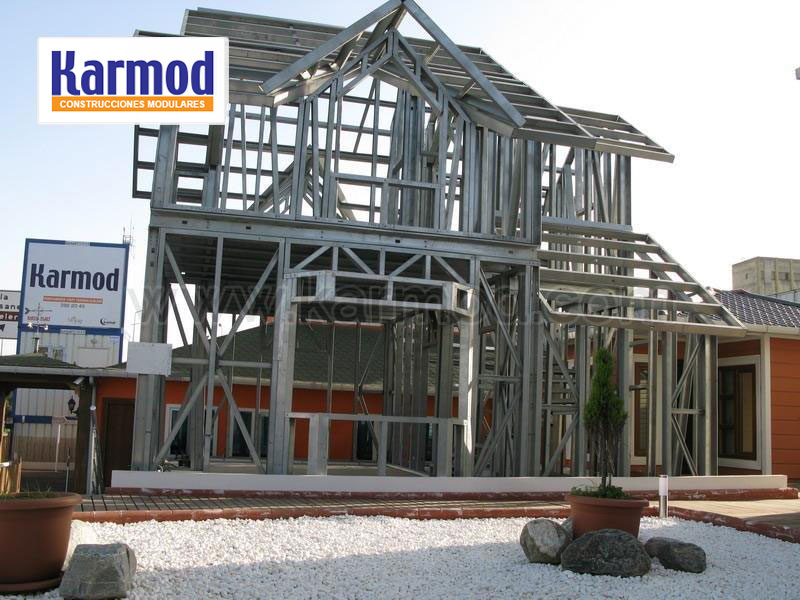 steel structures for home design