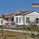 prefabricated houses in ghana