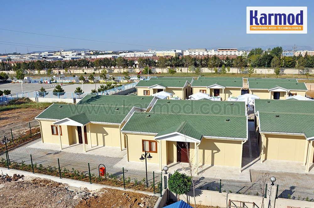 prefabricated low cost housing south africa