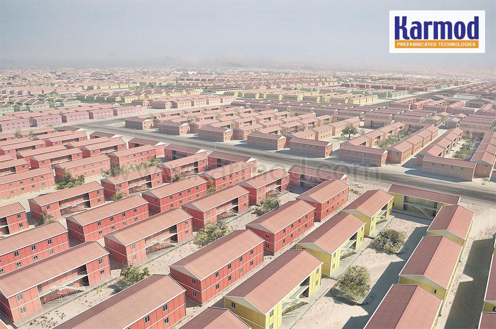 prefabricated buildings in uae