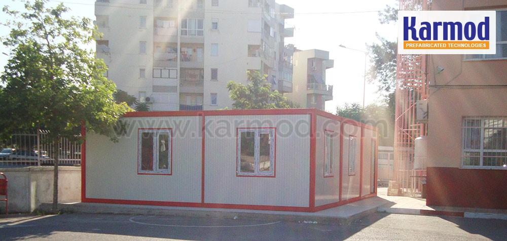 portable cabin saudi arabia