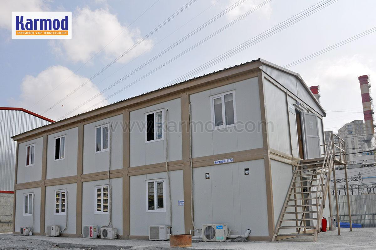 container homes guyana