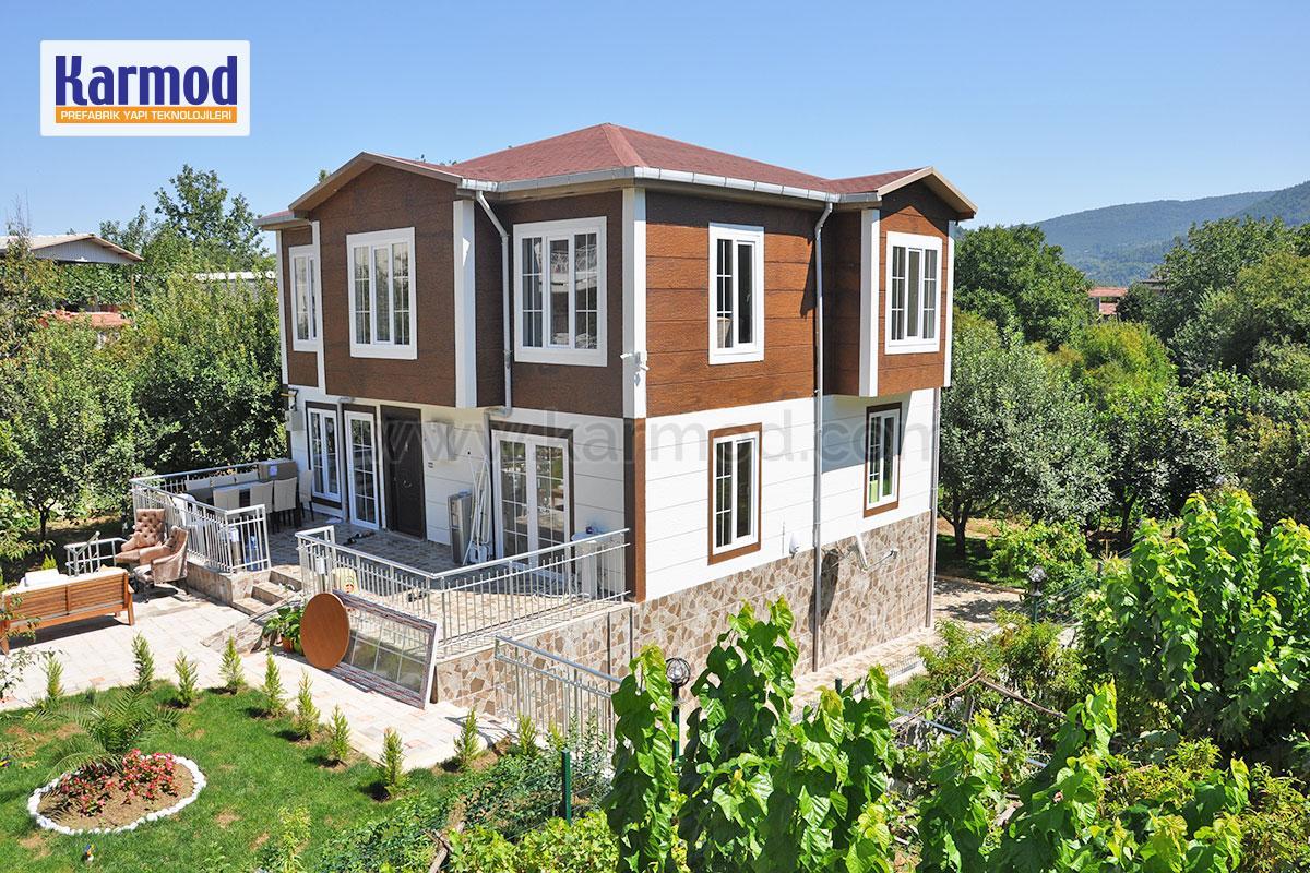 steel frame houses cyprus