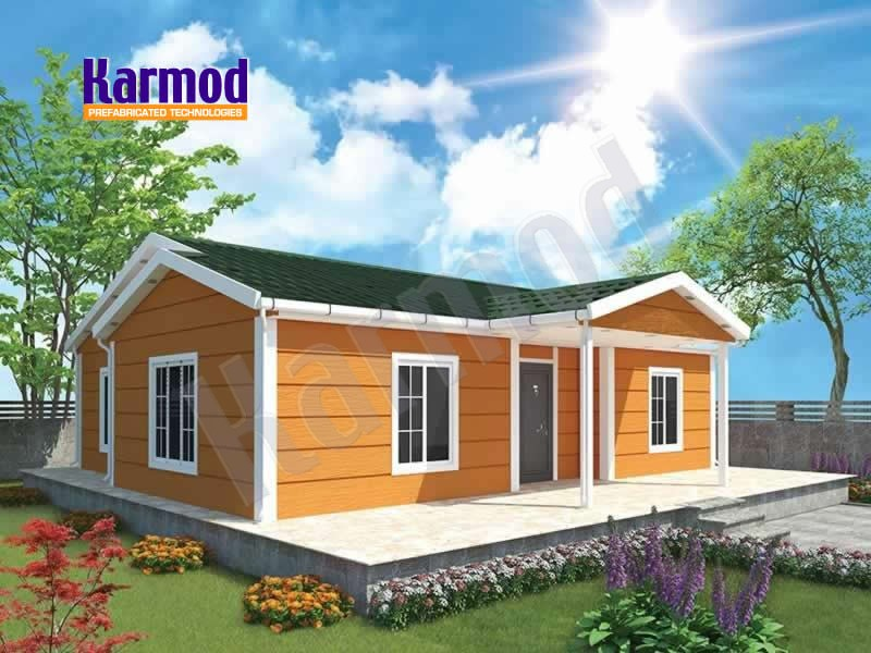 modular house liberia