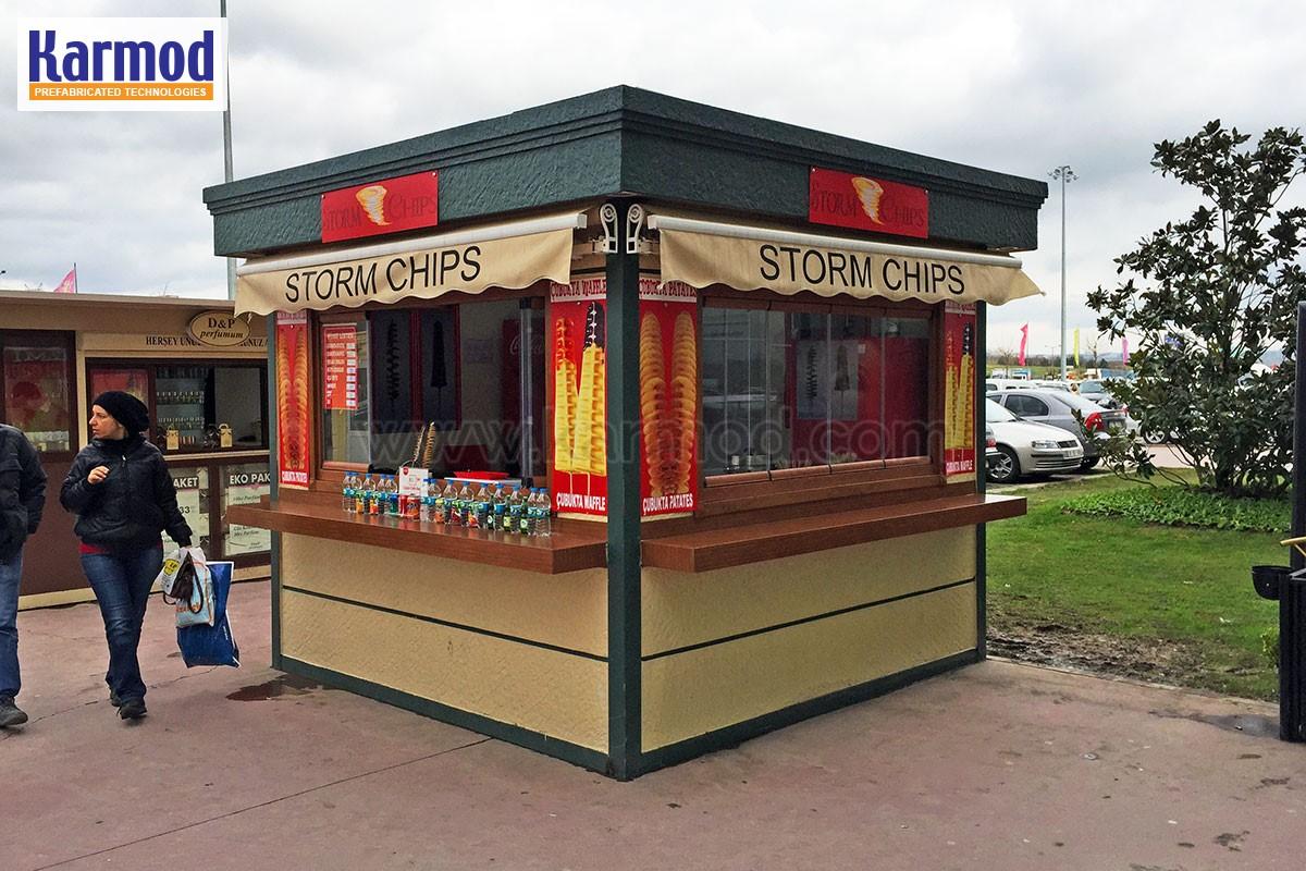container kiosk nigeria