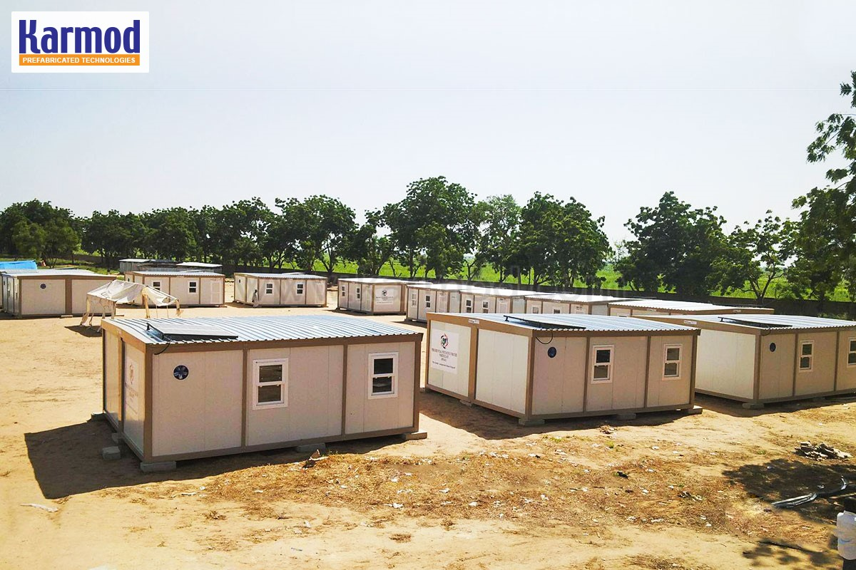 container houses zimbabwe