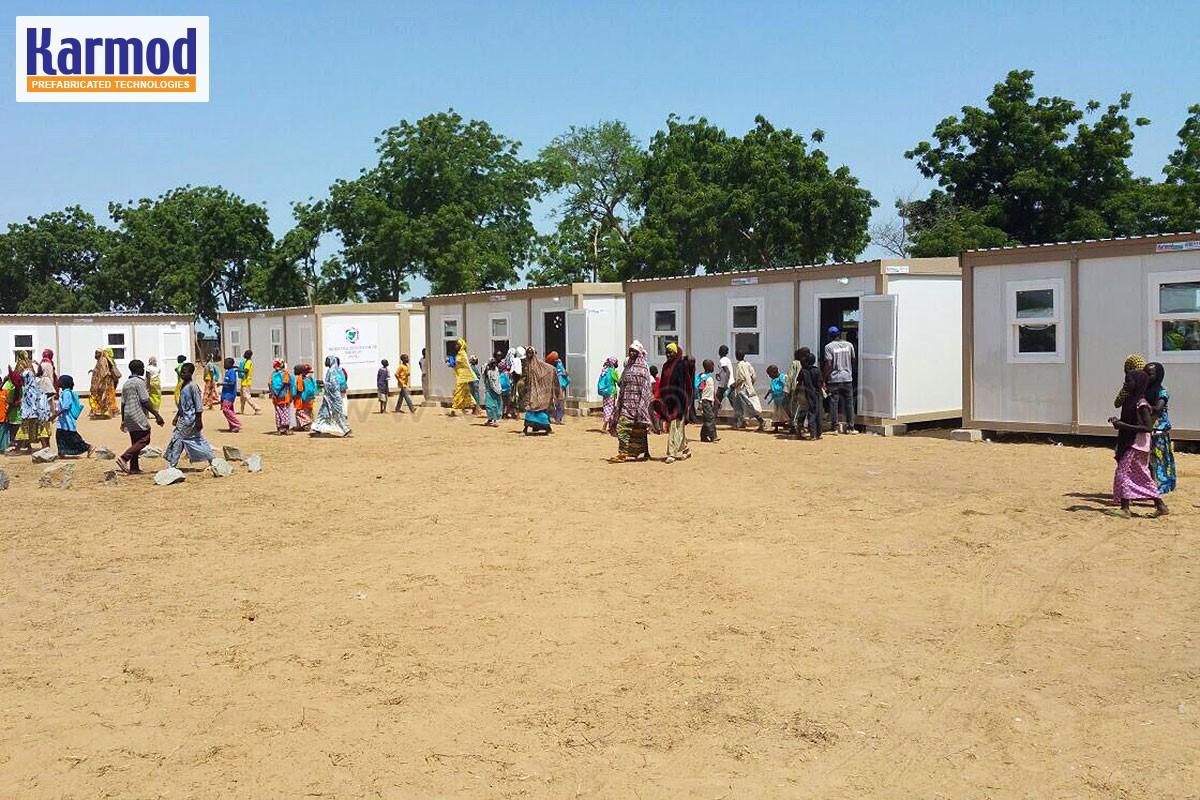 container housing zimbabwe