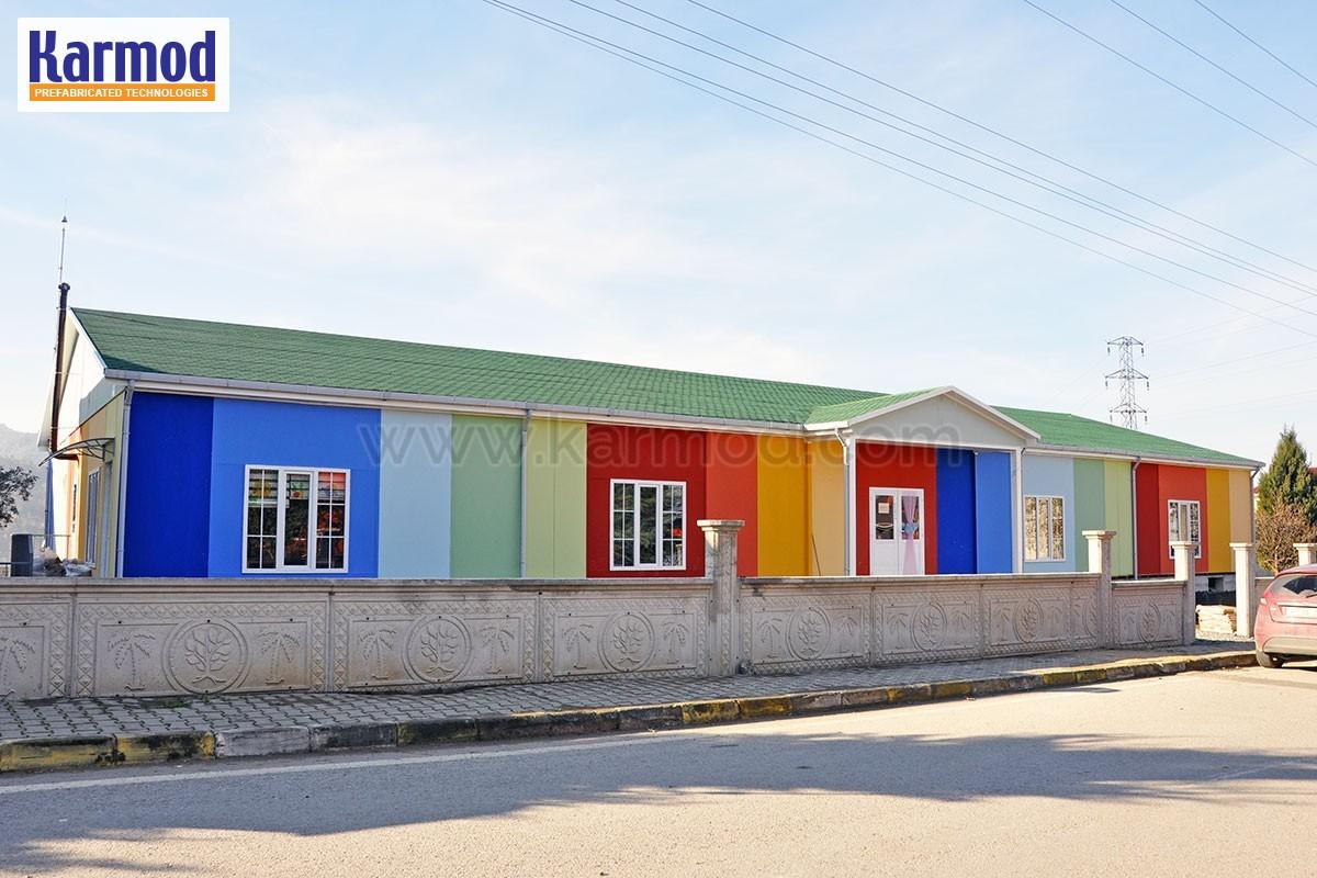 prefab building nigeria