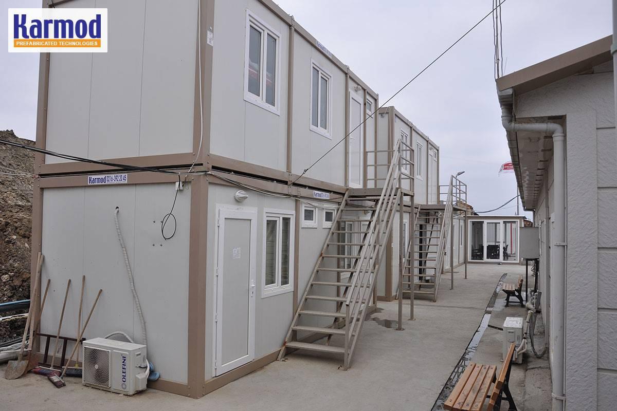 container housing in nigeria