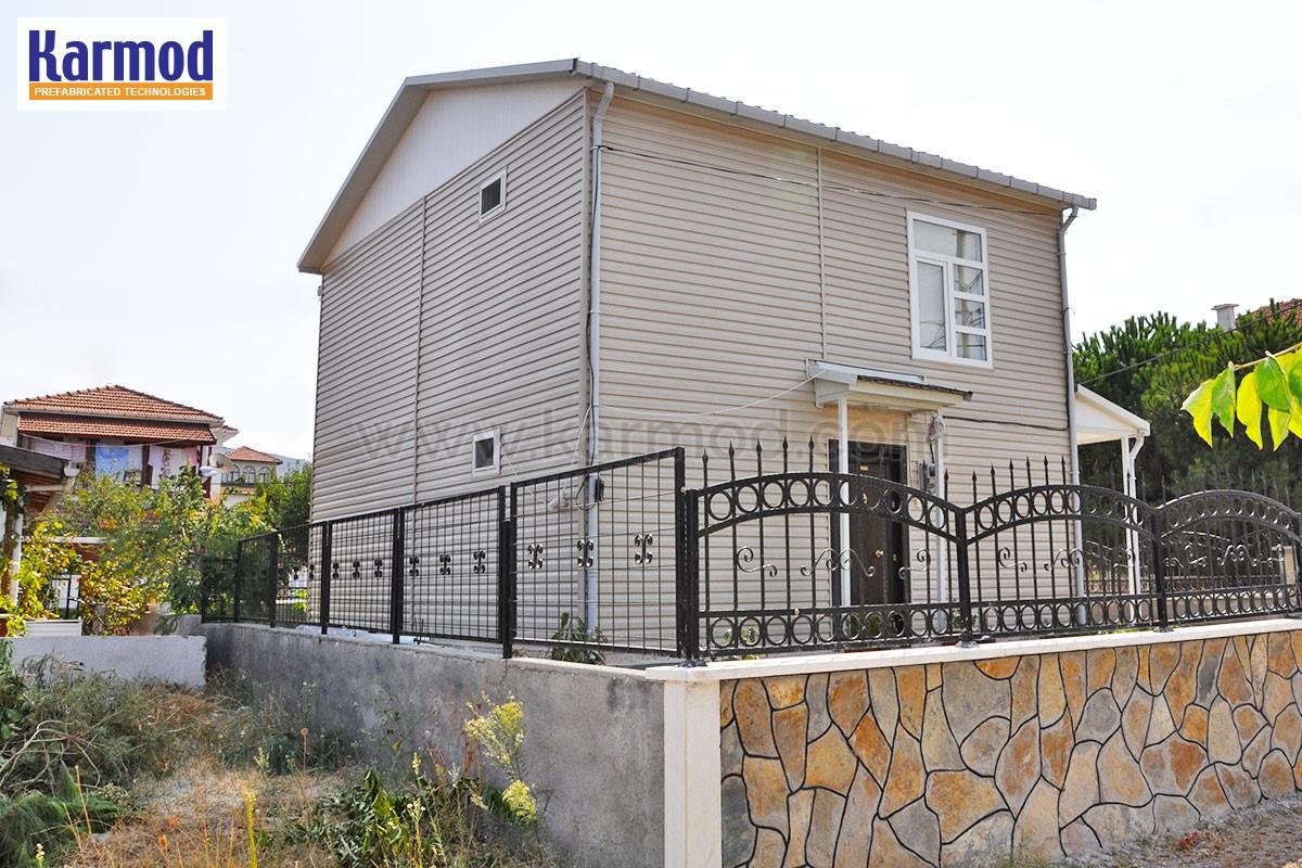 light steel frame homes prices