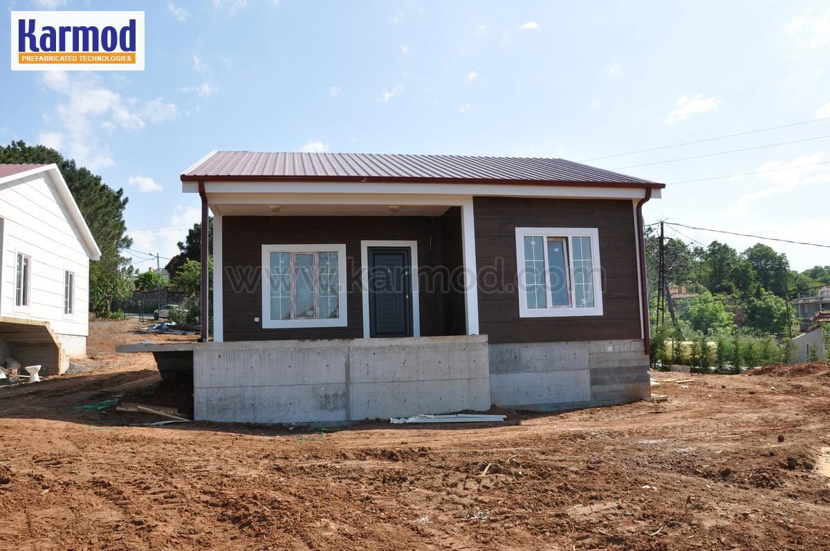 modern prefabricated homes botswana