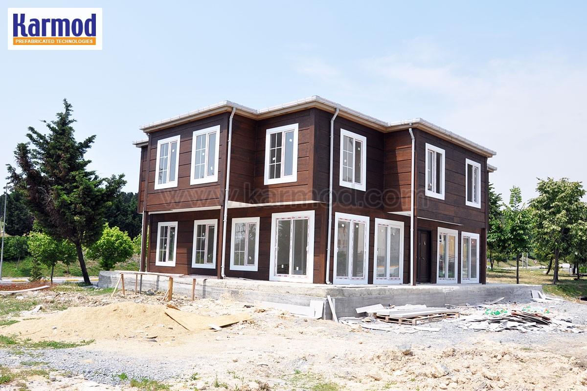 Steel frame houses south africa Light steel frame homes | Karmod