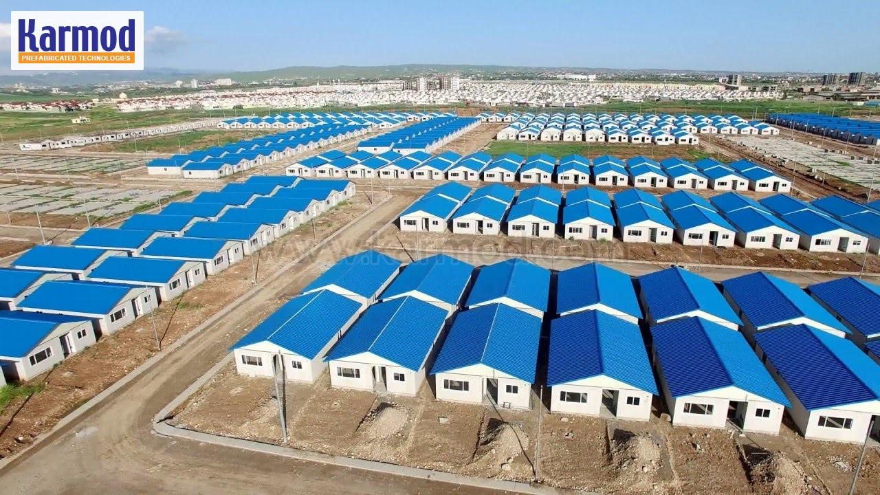 social housing project liberia