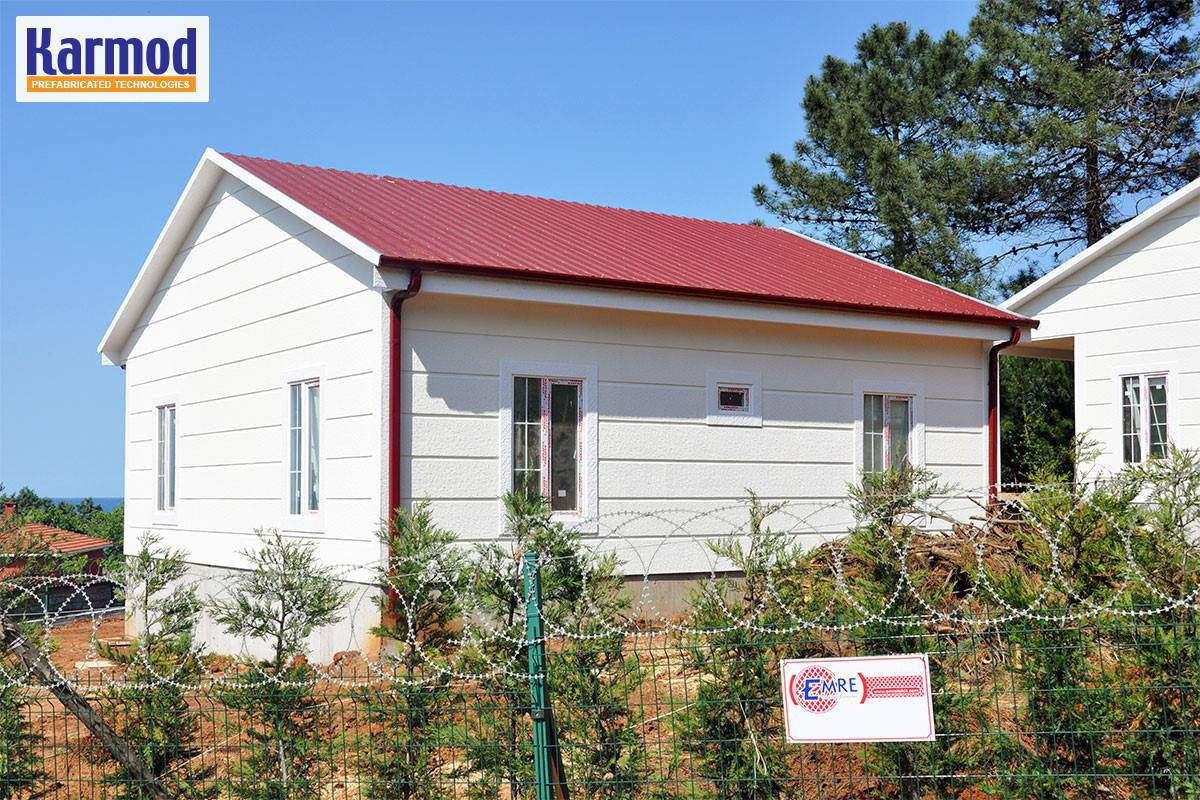 prefabricated homes south africa
