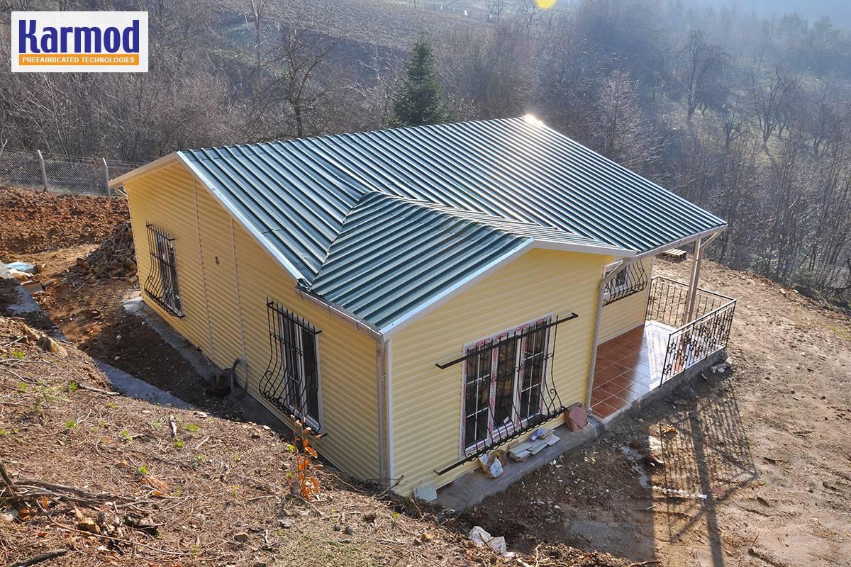 prefab homes south africa