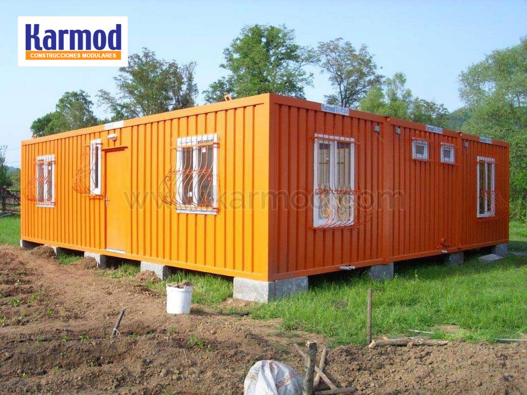 container homes botswana