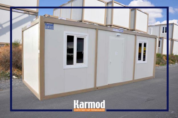 Maison Container A Maurice Karmod