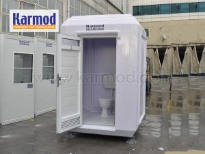 mobile toilet nigeria