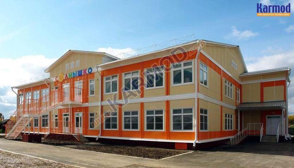nigeria school buildings