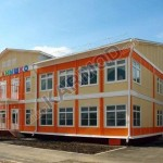 prefab classrooms namibia
