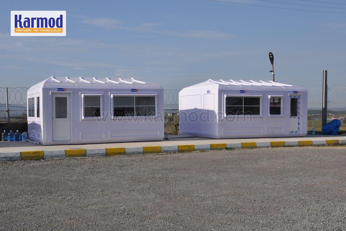 Portable cabins nz, Prefabricated food kiosks new zealand ...