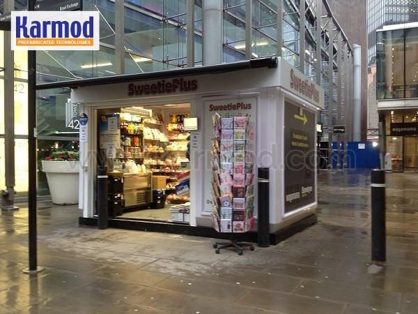 fast food kiosk nigeria