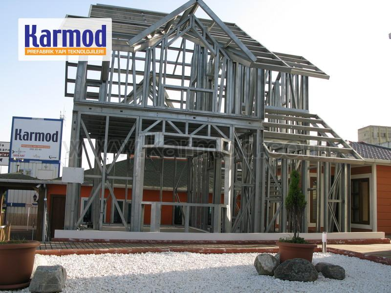steel frame homes saudi arabia