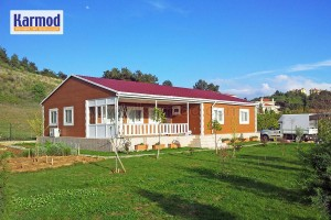 prefabricated homes syrian