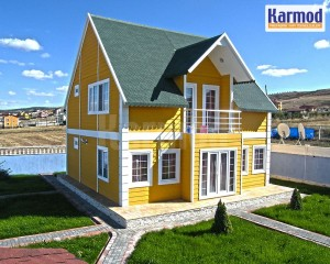 Prefabricated Houses iran