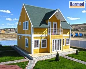 Prefabricated Houses iran
