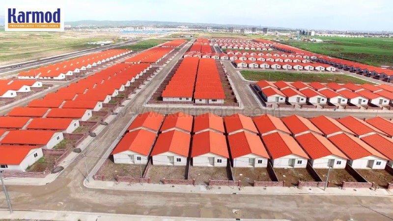 prefabricated houses amman