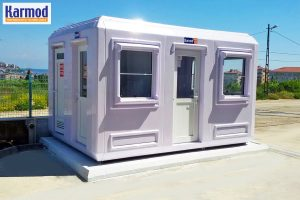 portable retail units uk