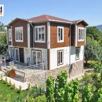 prefabricated house rwanda