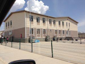 modulární školka