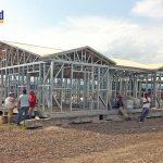 ocelové konstrukce rodinných domů
