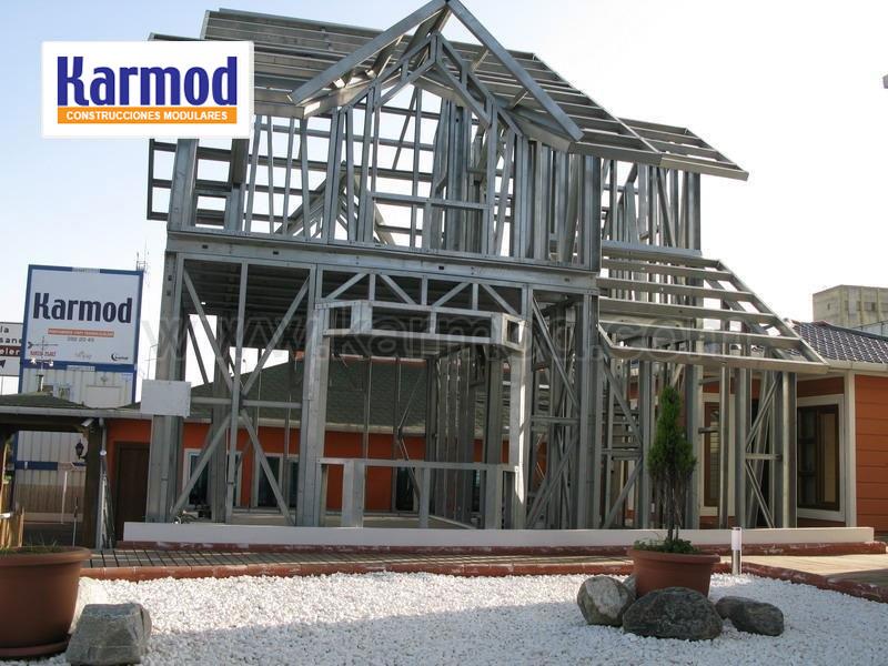 сглобяеми къщи с метални конструкции варна