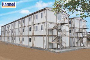flat pack modular cabins