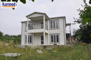 light steel villa company