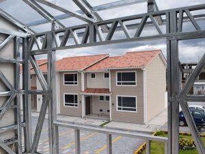 Steel frame homes design