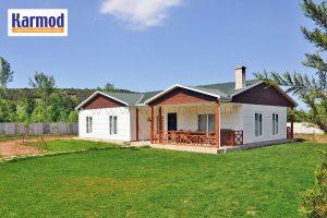 prefab house in nepal cost